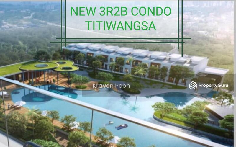 New Condo 3R2B , Titiwangsa KLCC #163717576