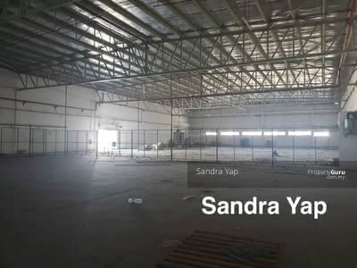 For Sale - Factory In Prai FTZ Industrial Park