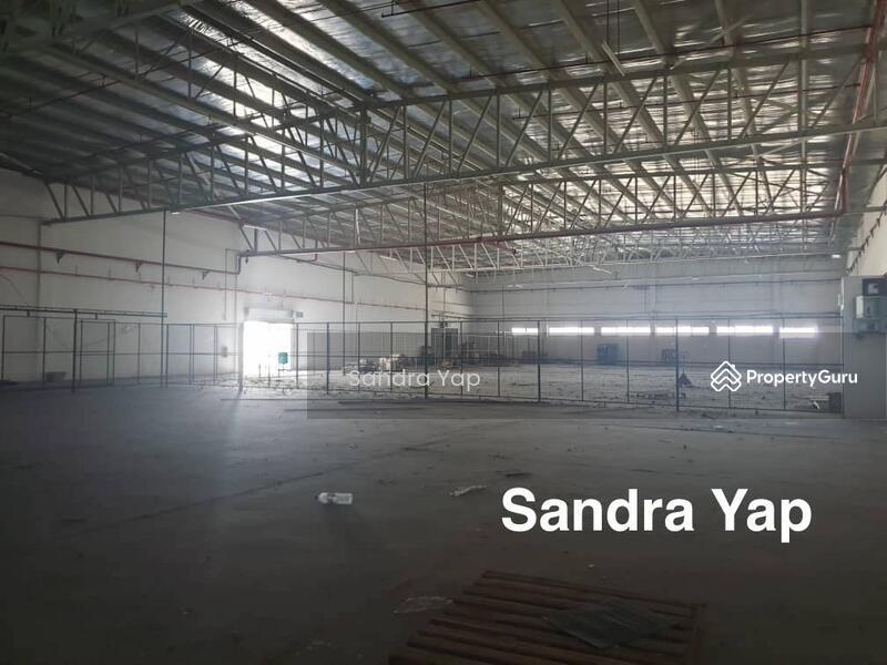 Factory In Prai FTZ Industrial Park #161178894