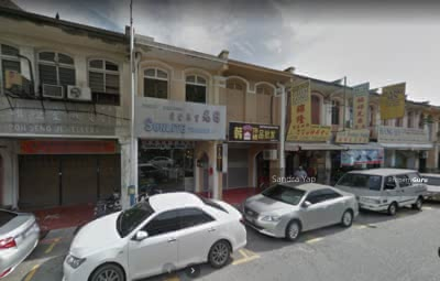 For Sale - 3 Adjoining Double Storey Shophouse Lebuh Kimberly , Georgetown