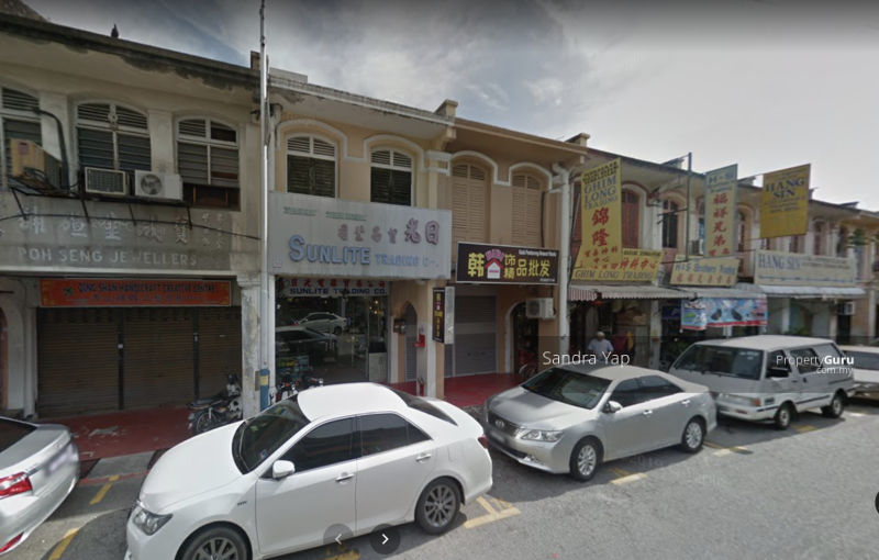 3 Adjoining Double Storey Shophouse Lebuh Kimberly , Georgetown #161189172