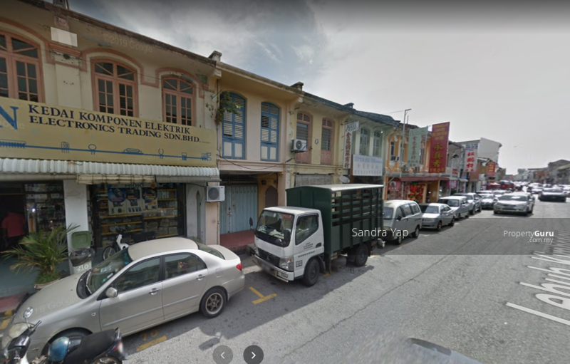3 Adjoining Double Storey Shophouse Lebuh Kimberly , Georgetown #161189178