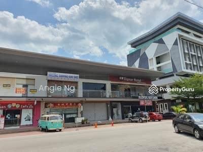 "For Sale - ""Below Value"" 1st floor Shoplot Kota Laksamana Near Wave Atlantis Melaka Raya"