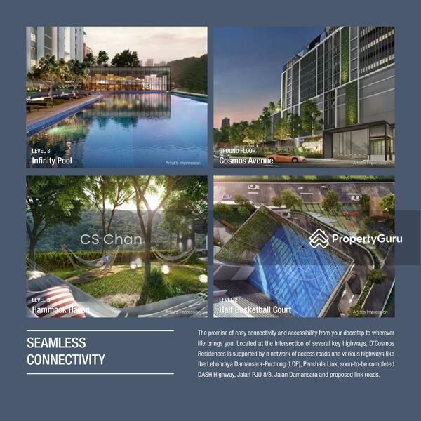 5.5 Flash Damansara Low Density Residential #161245350