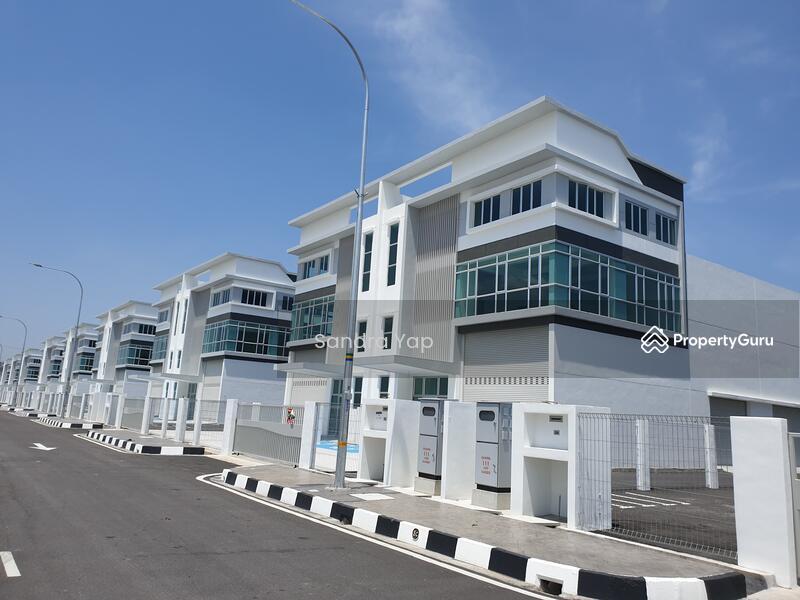 Semi Detached Factory c/w 3Stry Office , Batu Kawan , Valdor #161264650