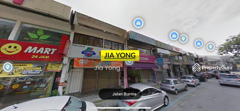Pulau Tikus Double Storey Commercial shop #161269530