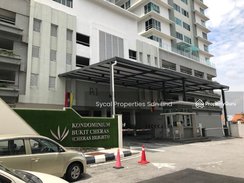 Cheras Heights Condominium @ Taman Bukit Cheras #161275700