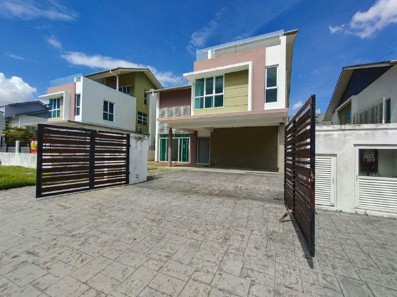 For Sale - BRAND NEW Astellia Residence 2. 5sty Bungalow (Type B) @ Denai Alam