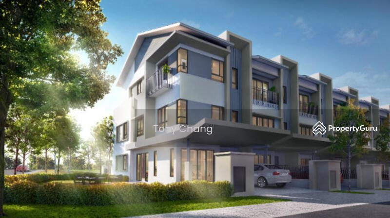 Cheras New Completed landed, 2 Storey Superlink at Damai Perdana, Alam Damai #161386562
