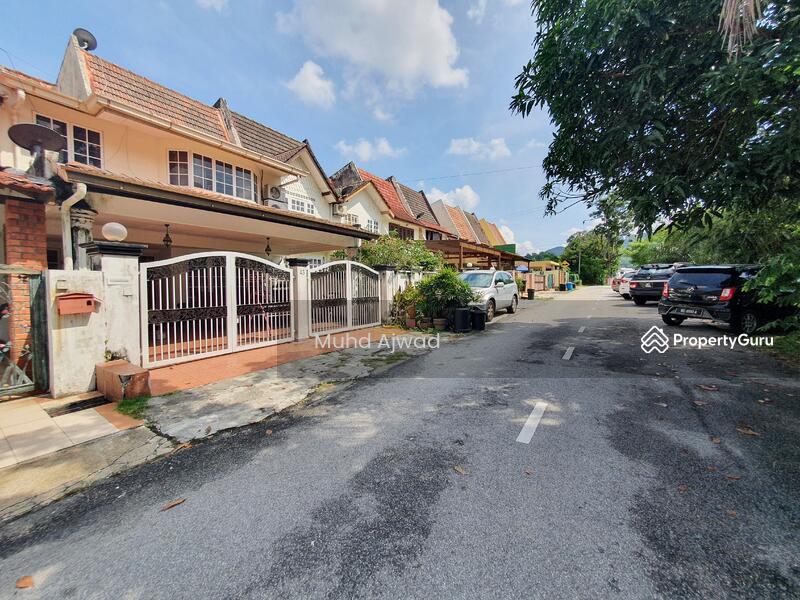 NOT FACING HOUSE | FULLY EXTENDED Double Storey House, Kemensah Heights, Tmn Melawati Ampang #161390750