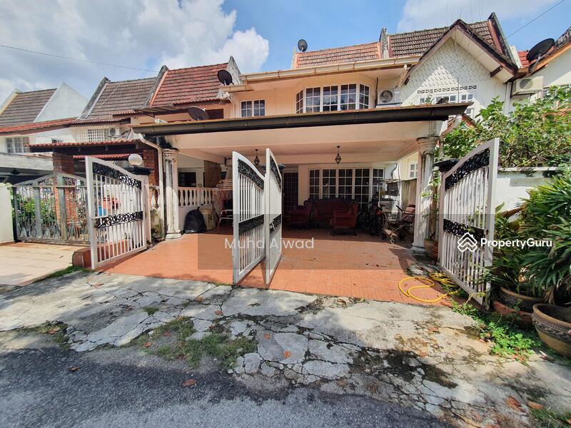 NOT FACING HOUSE | FULLY EXTENDED Double Storey House, Kemensah Heights, Tmn Melawati Ampang #161390942