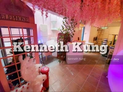 For Sale - Georgetown 2 Storey Heritage Shophouse Love Lane Commercial Zone