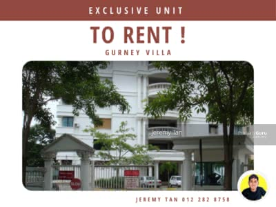 For Rent - Gurney Villa