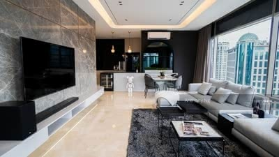 For Sale - Cheras Condo [1199sq. ft 3R2B ] Elevated 360' Panoramic View! !