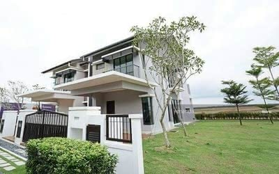 For Sale - 《《Loan Rejected Unit 0%DP HOC》》 Affordable Double Storey
