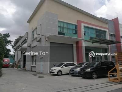 For Rent - Kempas Impian Emas Detached Factory For Rent