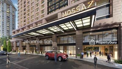 Dijual - Mossaz @ Damansara Perdana