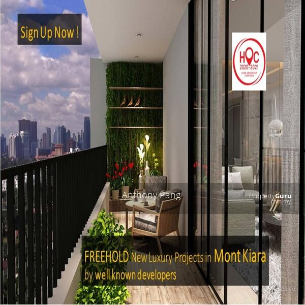 [HOC 2021] Mont Kiara New Launch Fast Selling Luxurious Projects by Branded Developer, Freehold #161843558