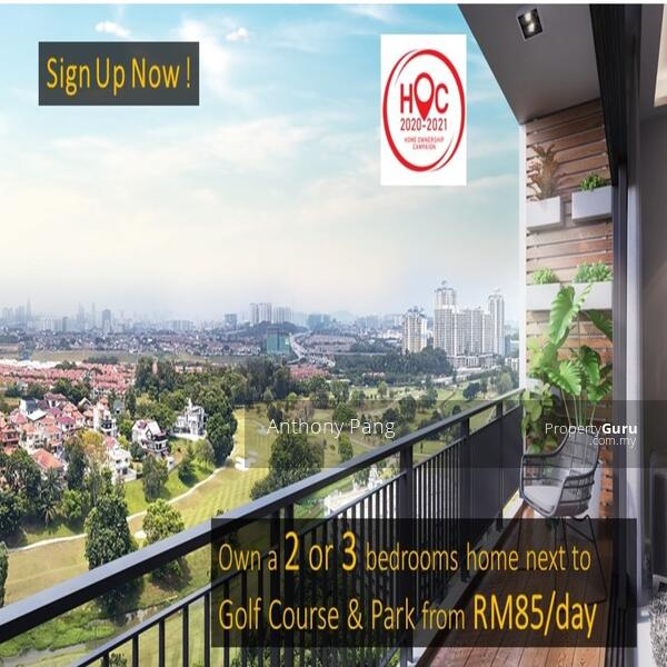 Bukit Jalil New Launch Luxury Golf View Freehold Project by Branded Developer & Doorstep Groceries #161964334