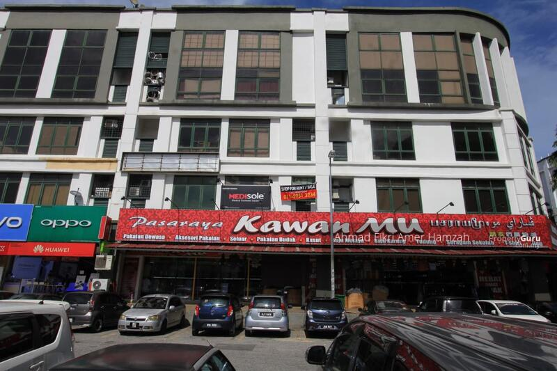 Shop Office Puchong Prima #162023264