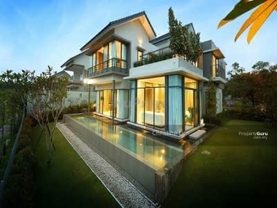 For Sale - Labu Lellong Bungalow 85X100 (Include Private Swimming Pool) Freehold