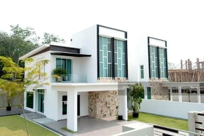 For Sale - New Hilltop 82x85 Super Corner SEMI-D @ Gated & Guarded with Nice City View