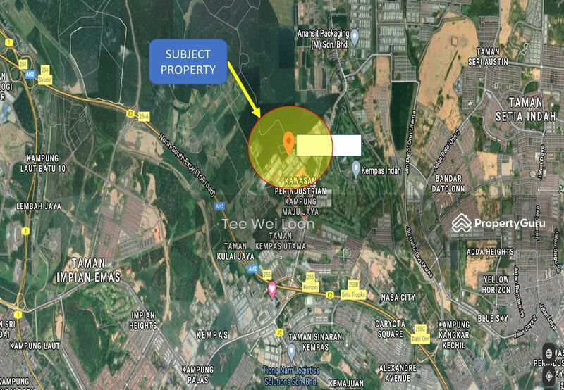 Kawasan Perindustrian Kampung Maju Jaya, Kempas, Skudai, Johor Bahru #162086122