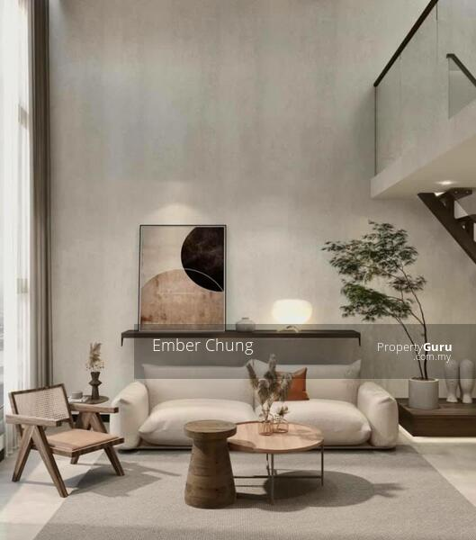 【Sky Double Storey】 | 80% Furnished + Reno | 3 Rooms 2 Bathroom | Next to MRT & Mall #162087314