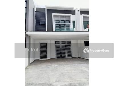 For Rent - Jalan Danga Sutera Double Storey Brand New House Sutera Utama Paradigm Mall Skudai