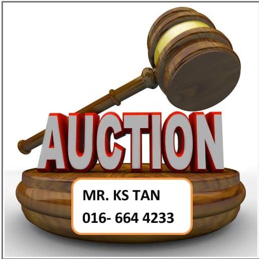 For Sale - BANK LELONG ( SG WHERE SERVICED APARTMENT, KAMPUNG BARU SUNGAI BULOH ) RM 464K