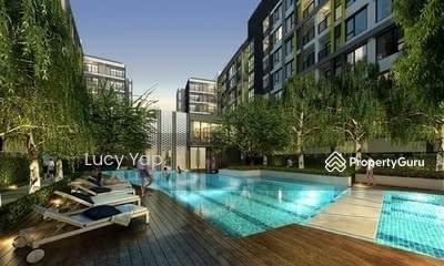 For Sale - 【CashBack+Rebate RM50k】Best Property Investment Studio, SemiFurniture