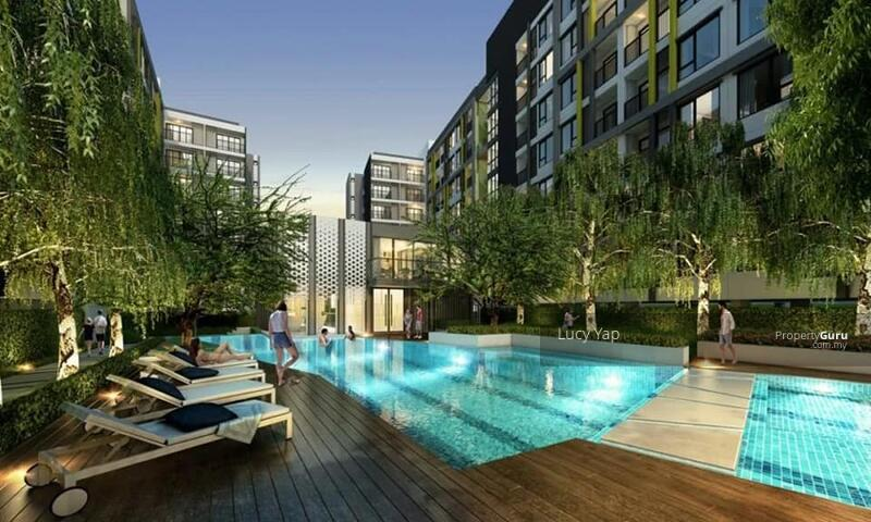 【CashBack+Rebate RM50k】Best Property Investment Studio,SemiFurniture #162164318