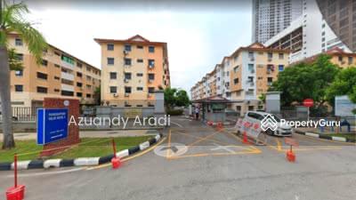 For Sale - Pangsapuri Hilir Kota Ground Floor Below Market Price