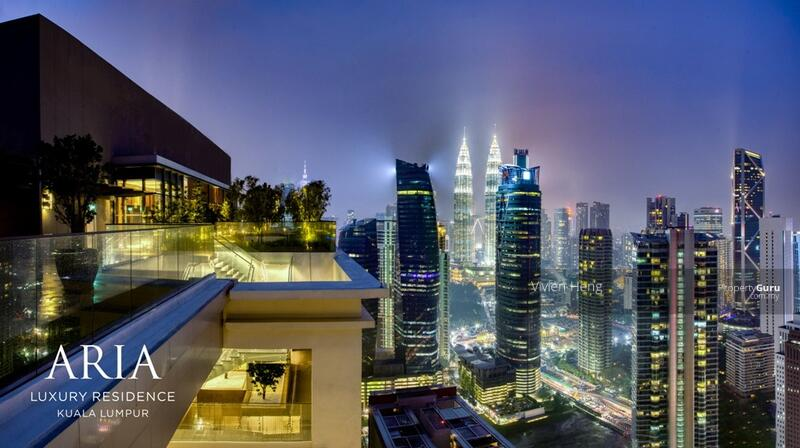 ARIA Luxury Residence, KLCC #162308538