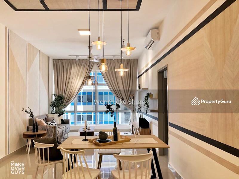 [Cheras Luxury Sky Condo with 3R 3B] Semi-D Concept Layout #162356700