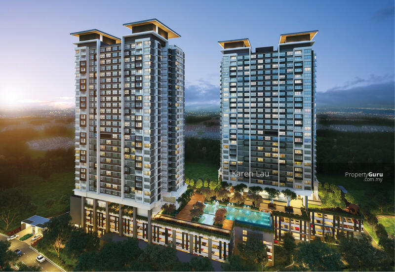 [Natural Environment] Luxury Freehold RM3xxk Condo Fully Furnished Genting!! #162416492