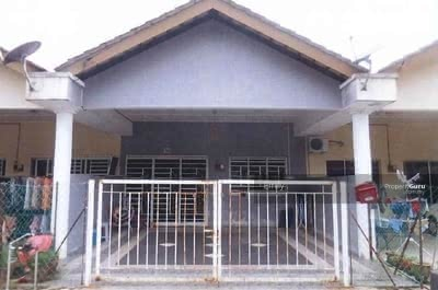 For Sale - [Good Buy] 1 Storey Terrace House in Taman Aneka Jaya 40A, Binjai, Kemaman, Terengganu
