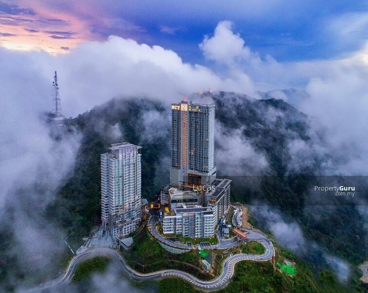 ROI10%!! [Got Ready Tenant] Freehold Luxuriest Condo in Genting Highland #162450306