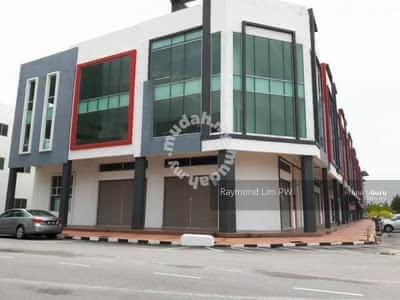 For Sale - Kota Laksamana Jaya KLJ 5 3sty Shop Corner Lot
