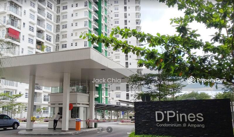 D'Pines @ Ampang #162685694