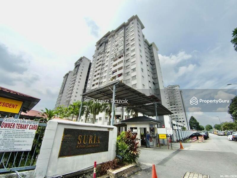 Apartment Suria Kipark #162806442