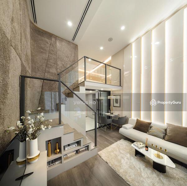 Taman Midah Duplex Condo with 3Room 2Bath, KL View #162852216