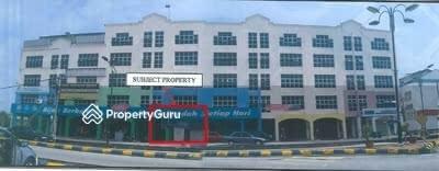 For Sale - 6/11/2021 BANK LELONG : Wisma Semantan, Jalan Ahmad Shah, Temerloh, Pahang