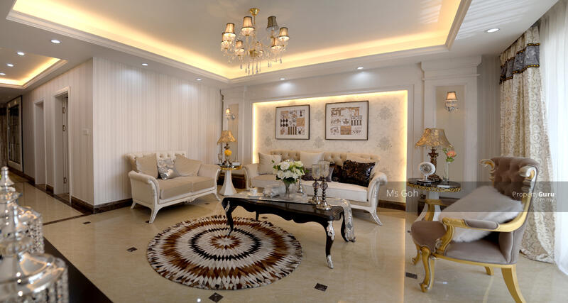 New Pre-Launch Serviced Apartment in Selangor Golden Triangle #162899854