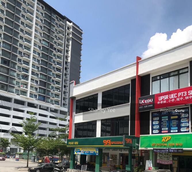 Cheras Freehold End Lot Shop Office For Sales #162950600