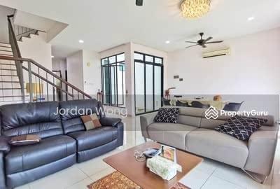 For Rent - Senibong Wateredge Residence - 2 Storey Terrace House