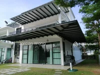 For Rent - 2. 5 Storey semi-D,  Wateredge Residence, Senibong Cove
