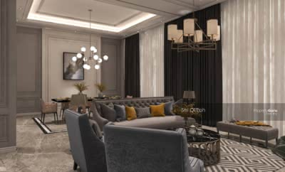 For Sale - HOC Promotion Ending Soon [RENO & FURNISHED] Freehold Cheras Condominium LOW DENSITY