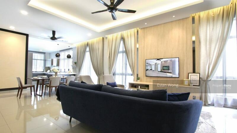 Rent To Own 2Room New Freehold Condo In Selangor Free Furnish Cash Back 33k Installment RM1200 #163076374