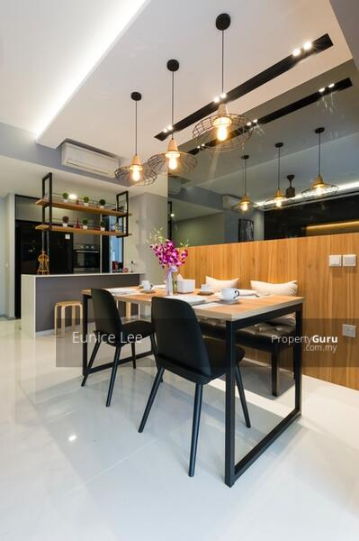 [Monthly Rm1200] Freehold Smart Technology City, 0 Down Payment, Free Furnished, 43K Cash Back #163078206